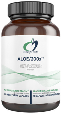 Aloe/200x (Laxative) by Designs for Health