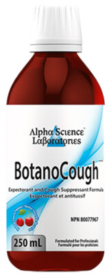 Botano Cough by Alpha Science
