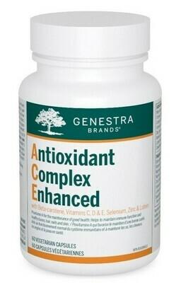Antioxidant Complex Enhanced by Genestra