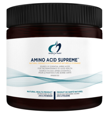 Amino Acid Supreme Powder 210g by Designs for Health