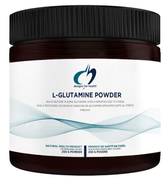 L-Glutamine Powder by Designs for Health