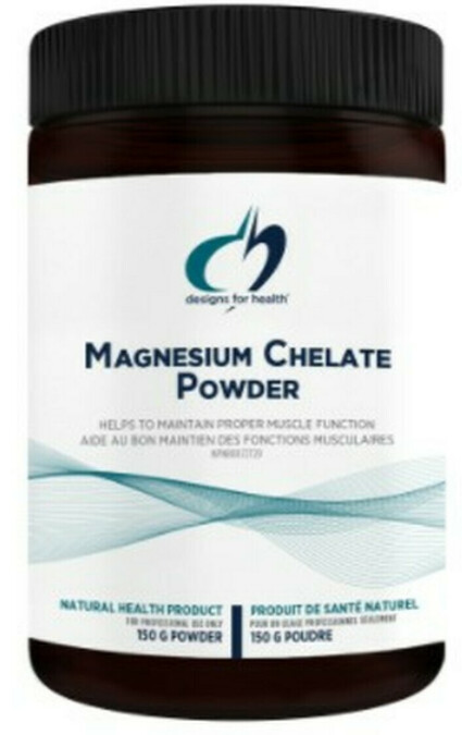 Magnesium Chelate Powder by Designs for Health