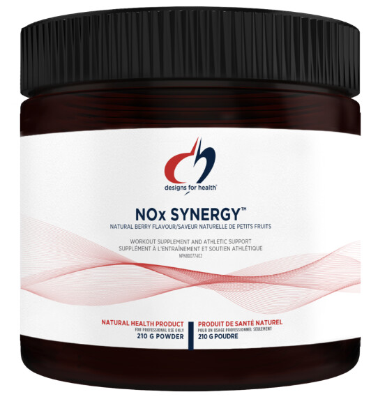 NOx Synergy by Designs for Health