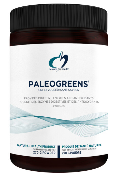Paleo Greens by Designs for Health