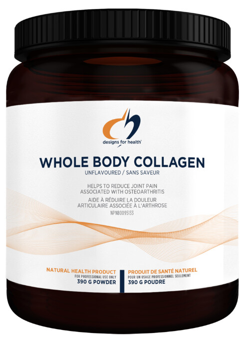 Whole Body Collagen by Designs for Health