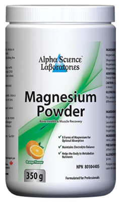 Magnesium Powder by Alpha Science