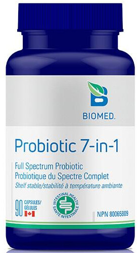 Probiotic 7-in-1 by Biomed