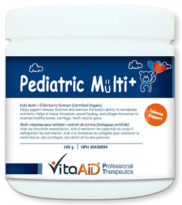 Pediatric Multi+ by Vita Aid