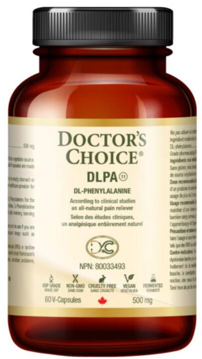 DLPA (DL-Phenylalanine)