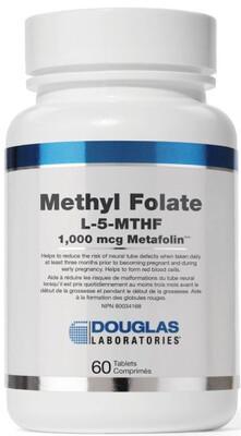 Methyl Folate by Douglas Laboratories