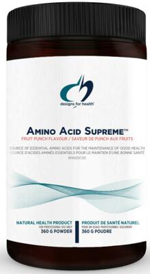 Amino Acid Supreme Powder 360g by Designs for Health