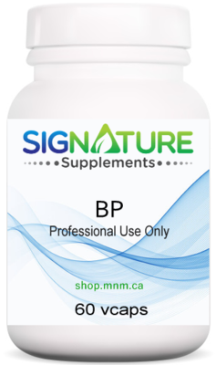BP by Signature Supplements