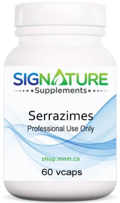 Serrazimes by Signature Supplements