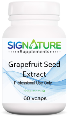 Grapefruit Seed Extract by Signature Supplements