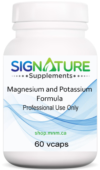 Magnesium and Potassium Formula by Signature Supplements