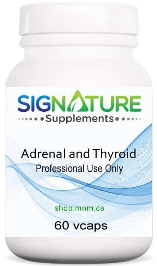 Adrenal and Thyroid by Signature Supplements