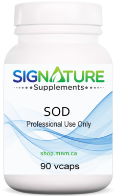 SOD by Signature Supplements
