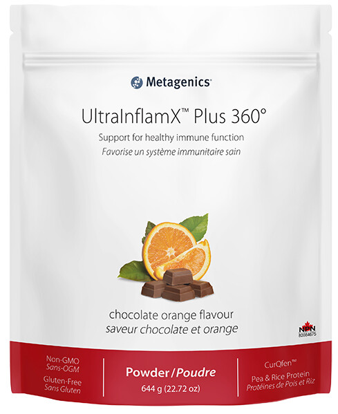 UltraInflamX Plus 360° by Metagenics