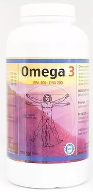 Omega 3 Gels by Hanan Enterprise
