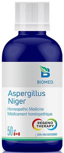 Aspergillus Niger by Biomed