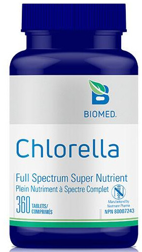 Chlorella by Biomed
