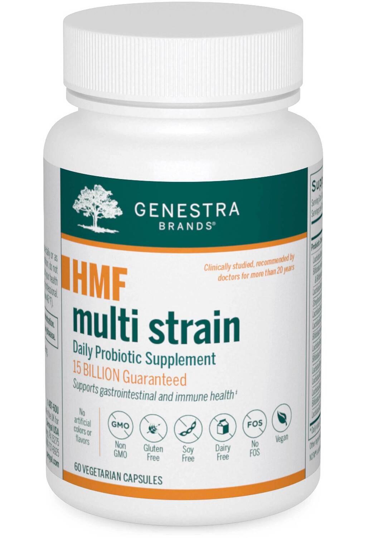 HMF Multi Strain Caps by Genestra