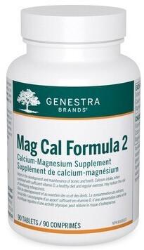 Mag Cal Formula 2 by Genestra