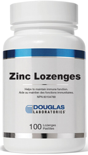 Zinc Lozenges by Douglas Laboratories