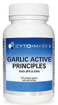Garlic Active Principles by Cyto-Matrix