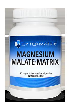 Magnesium Malate Matrix by Cyto-Matrix