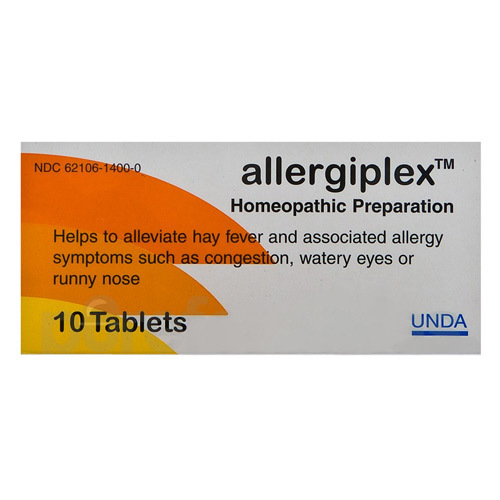 Allergiplex by Unda