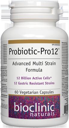 Probiotic-Pro12 by Bio Clinic