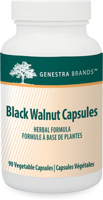 Black Walnut (Parasites) by Genestra