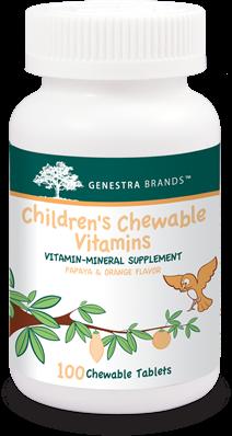 Children's Chewable Vitamins by Genestra