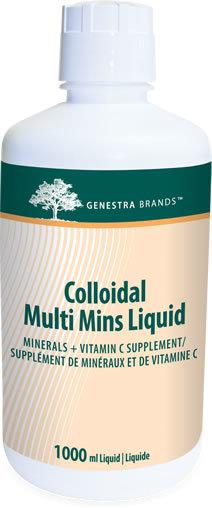 Colloidal Multi Mins Liquid by Genestra