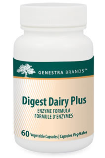 Digest Dairy Plus by Genestra