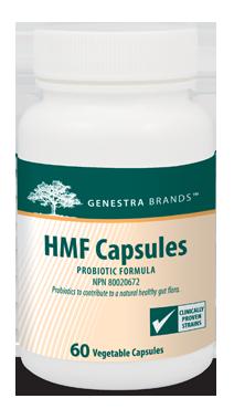 HMF Capsules (Dairy & Gluten Free) by Genestra
