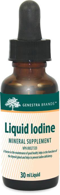 Liquid Iodine by Genestra