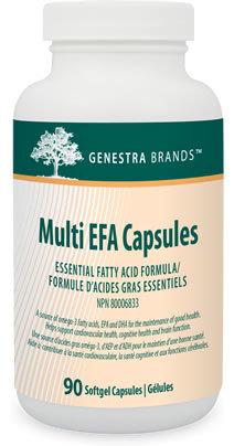 Multi EFA Capsules 90 by Genestra