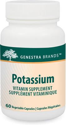 Potassium by Genestra