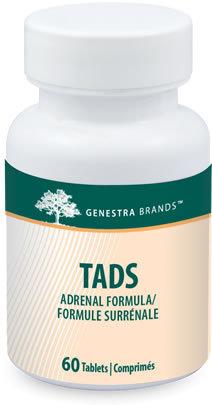 Tads Adrenal Glandular 60 by Genestra