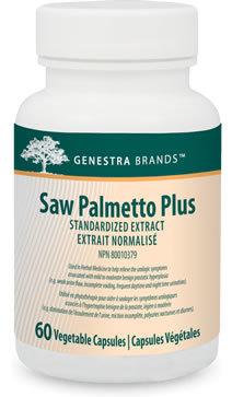 Saw Palmetto Plus by Genestra
