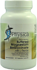 * Buffered Magnesium Bisglycinate by Physica Energetics