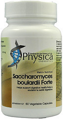 Saccharomyces Boulardii Forte by Physica Energetics