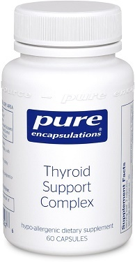 Thyroid Support Complex by Pure Encapsulations