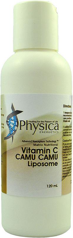 Vitamin C Camu Camu Liposomal by Physica Energetics