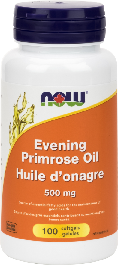 Evening Primrose Oil by Now