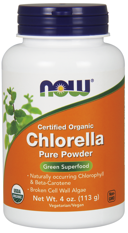 Chlorella Powder by Now