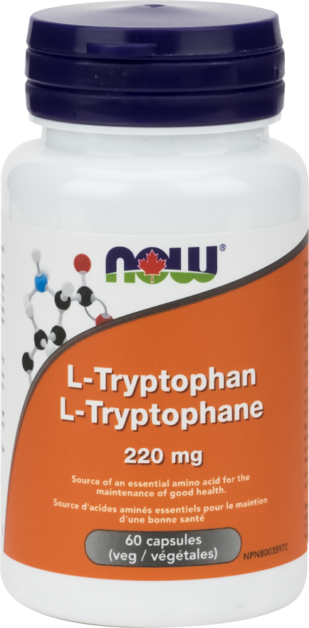 L-Tryptophan by Now