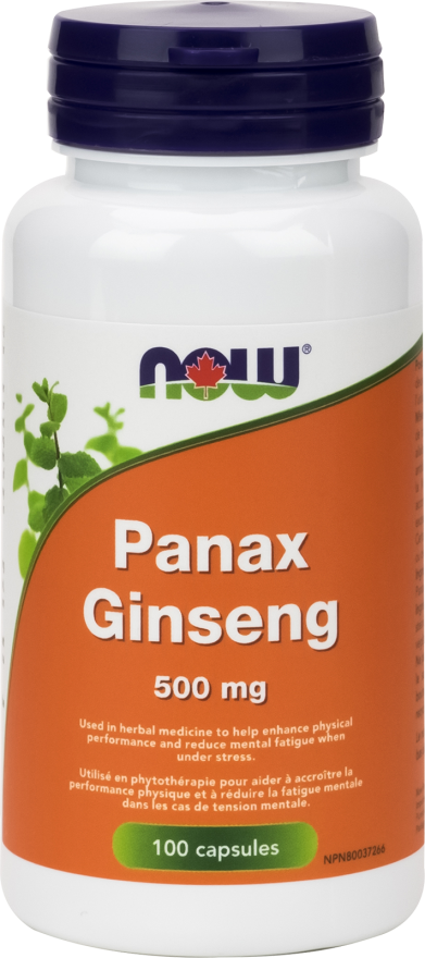 Panax Ginseng by Now